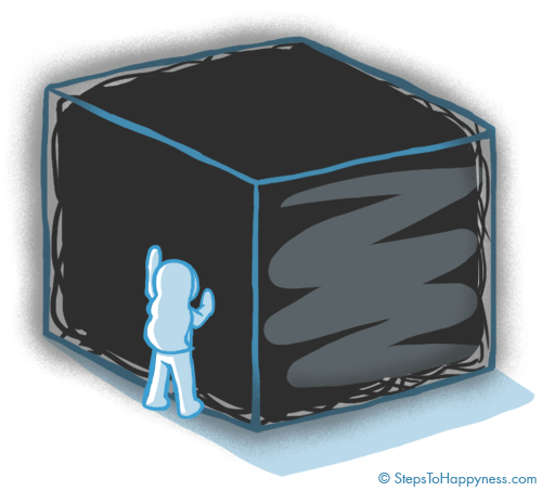 Outside of the box