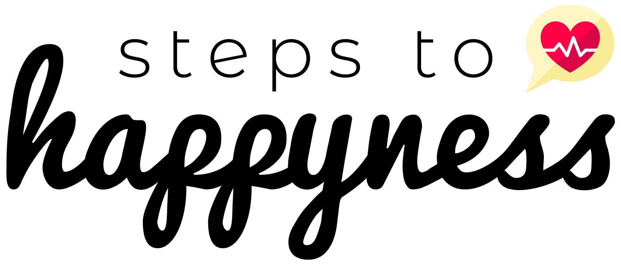 Steps to Happyness